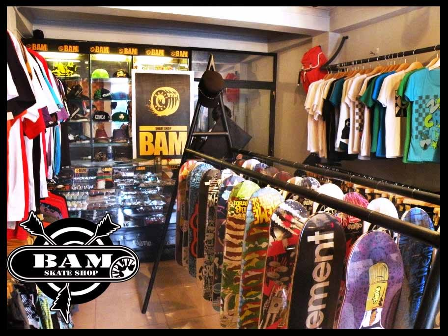 67b9d40508 Bam Skateshop is one of the first skate shops to open in Saigon. Bam skate  shop started out with fake skateboards  parts clothing